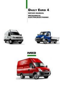 Repair Manual Iveco Daily Euro 4.