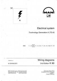 Wiring Diagrams MAN TG-A.