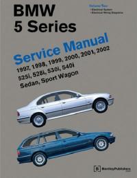 Service Manual BMW 5 Series 1997-2002 г.