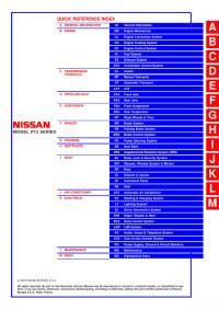 Service Manual Nissan Primera P12.