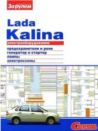 Электрооборудование Lada Kalina.