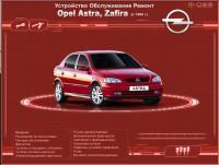 Устройство, обслуживание, ремонт Opel Astra с 1998 г.