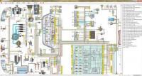 Электросхемы ВАЗ-2110/2111/2112.