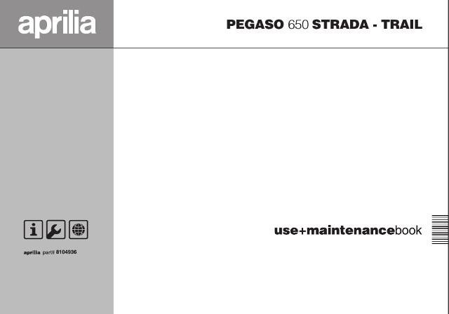 aprilia pegaso 650 2005 service repair manual