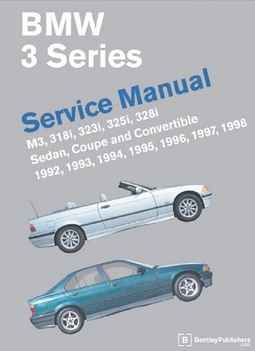 руководство по ремонту и обслуживанию BMW e36
