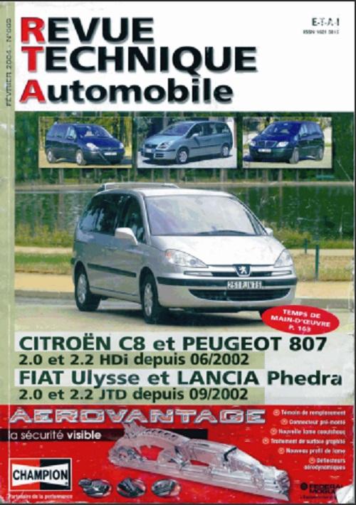 Руководство по эксплуатации автомобиля peugeot 807