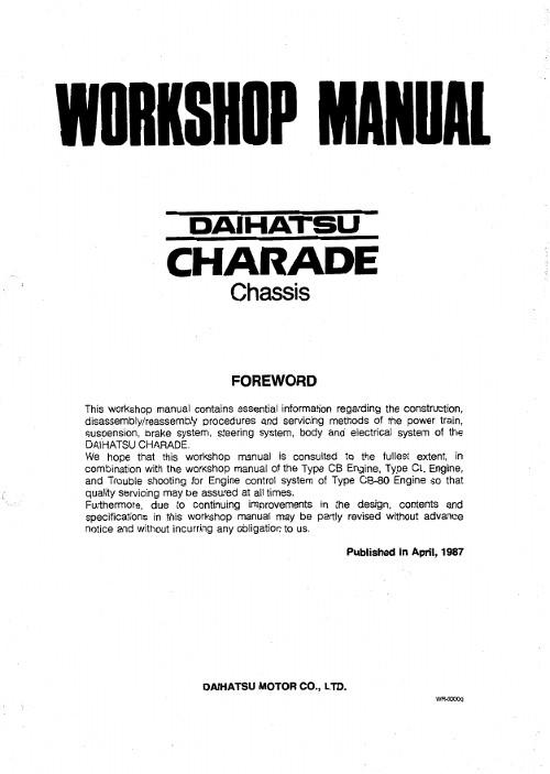 daihatsu rh autoinfo24 ru daihatsu applause workshop manual download daihatsu charade g200 workshop manual free download