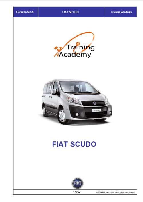 скачать. Fiat Scudo