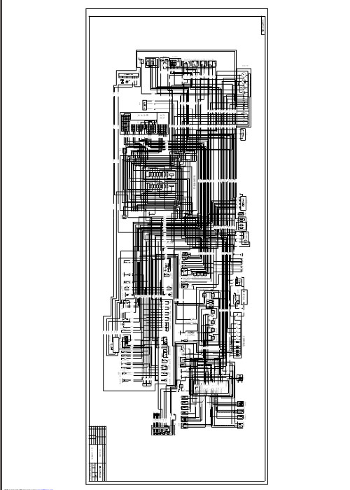Схема электрооборудования.