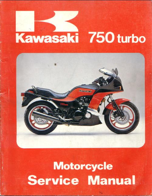 Инструкция по эксплуатации и руководство по ремонту Kawasaki