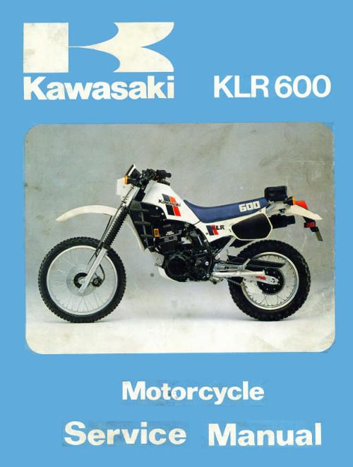 kawasaki zzr-600 - руководство по ремонту и эксплуатации скачать