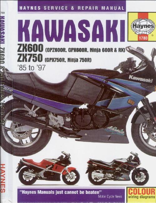 Руководство По Эксплуатации Мотоцикла Kawasaki Zzr-1100