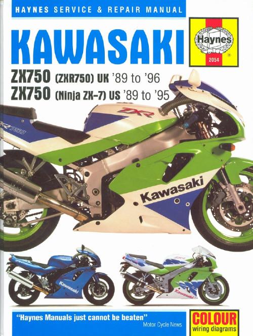 kawasaki eliminator zl 400 service manual