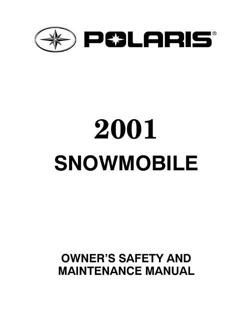 Снегохода поларис инструкция по эксплуатации