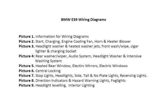 инструкция по ремонту BMW 5 серии e39