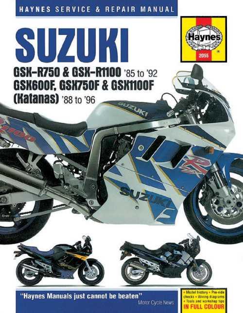 Suzuki Gsx 550 Инструкция - фото 3