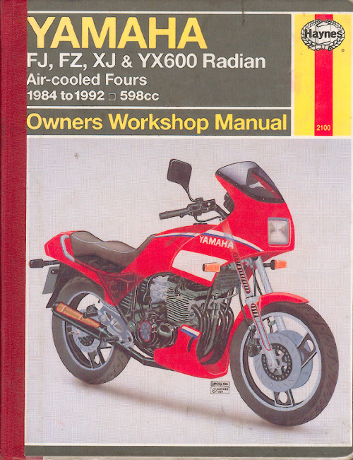 Instrukciya Po Ekspluatacii I Rukovodstvo Po Remontu Yamaha