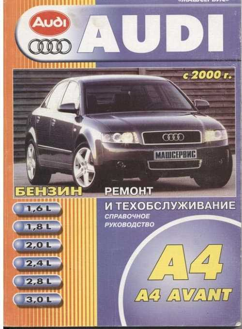 2003 Audi A4 18 T Quattro Owners Manual Pdf