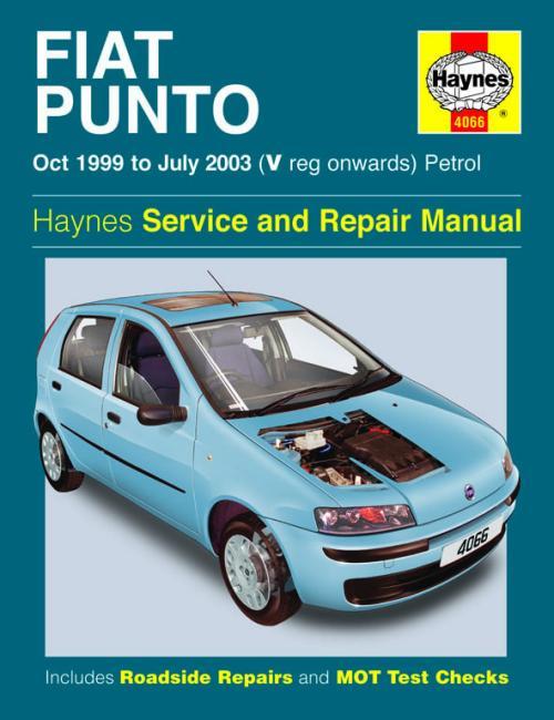 Инструкция По Ремонту Fiat Punto 1999-2006