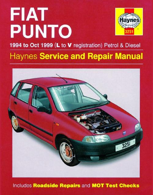 Fiat + Punto + Руководство