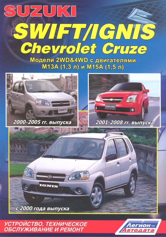 Suzuki swift руководство на русском