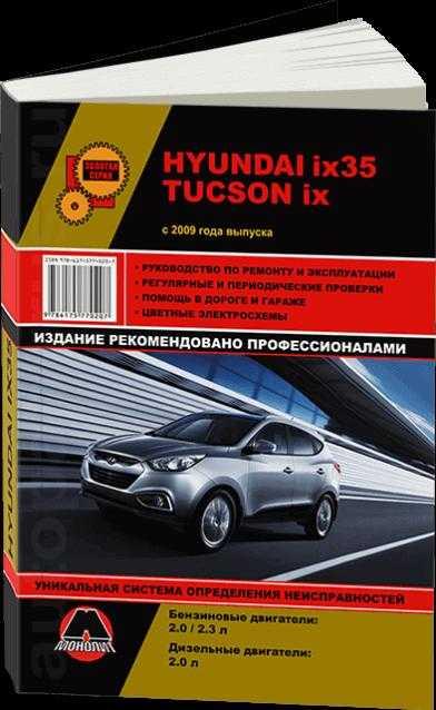 Hyundai Ix35 руководство Пользователя