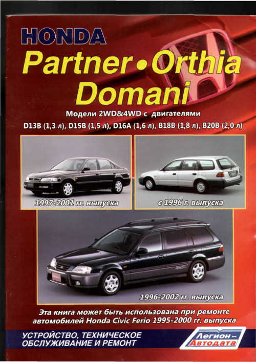 Руководство По Эксплуатации Honda Fit 2001