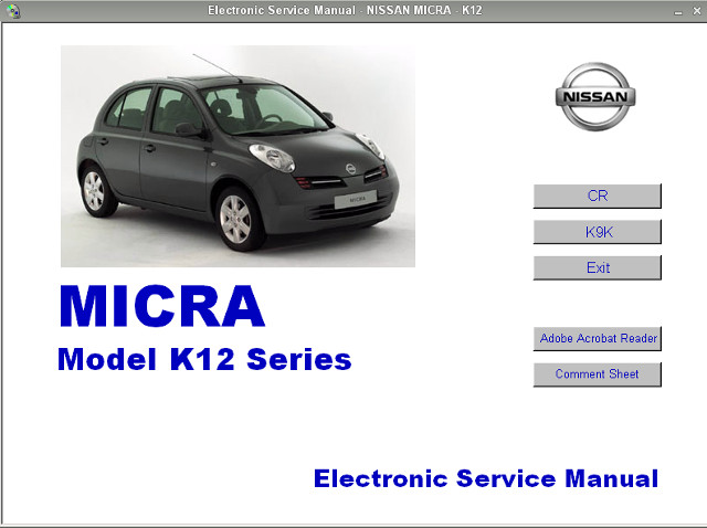 nissan micra rh autoinfo24 ru Nissan Micra K11 nissan micra k12 owners manual free download