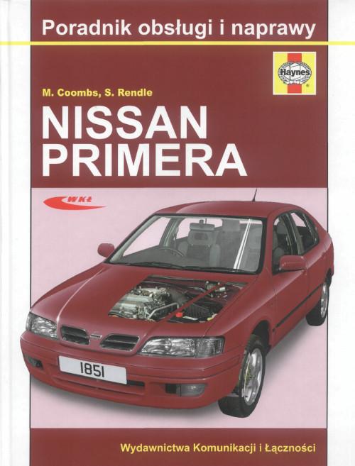 книга по ремонту ниссан примера р11