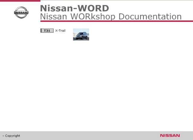 руководство по эксплуатации автомобиля nissan x-trail