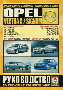 Руководство по ремонту opel vectra c, opel signum | мир автомобилей.