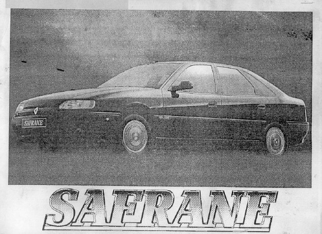 Renault Safrane руководство по Ремонту