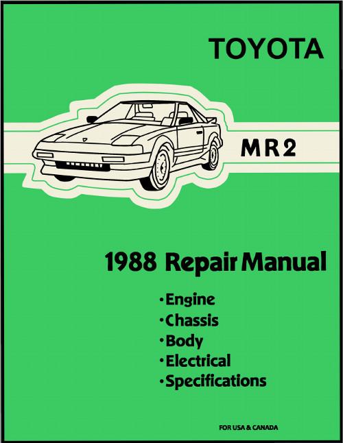 Toyota Yaris Repair Manual - Just Repair Manuals